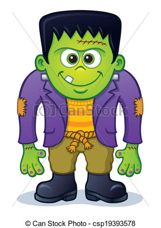 Frankenstein clipart #19, Download drawings