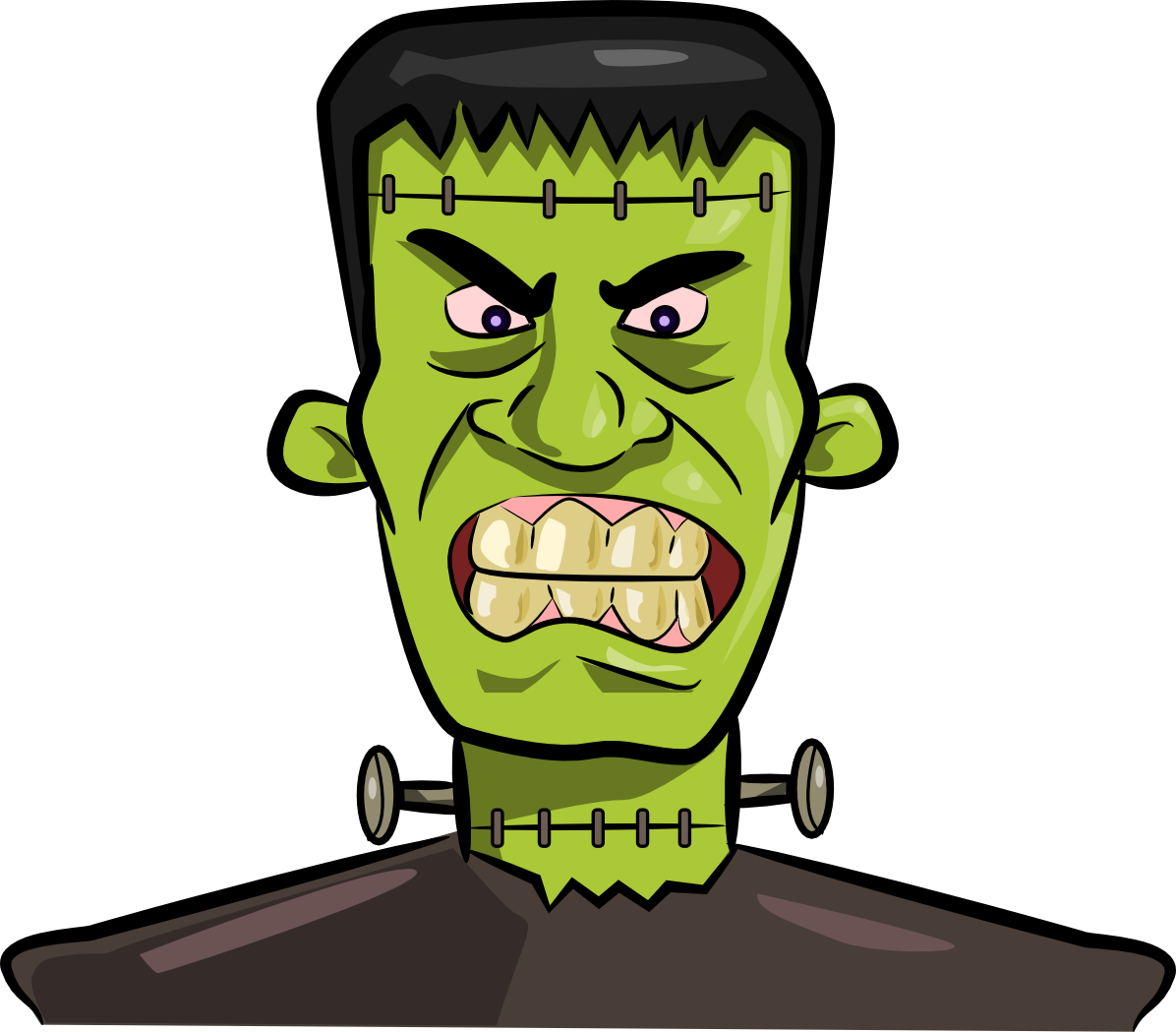 Frankenstein clipart #2, Download drawings
