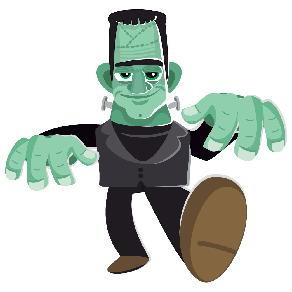 Frankenstein clipart #18, Download drawings