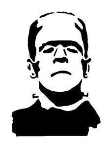 Frankenstein svg #15, Download drawings