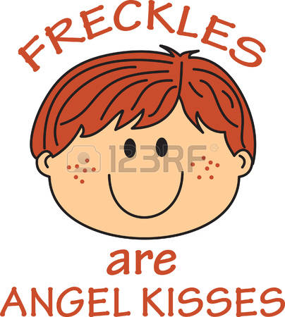 Freckles clipart #16, Download drawings