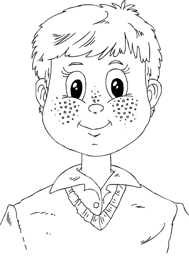 Freckles coloring #14, Download drawings