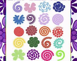 free 3d flower svg #1020, Download drawings
