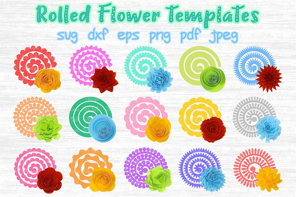 free 3d flower svg #1016, Download drawings