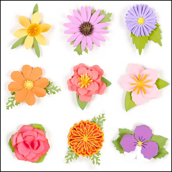 free 3d flower svg #1013, Download drawings