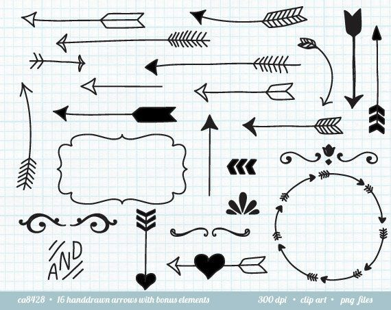free arrow svg files #1178, Download drawings