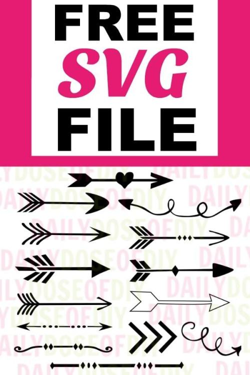 free arrow svg files #1182, Download drawings