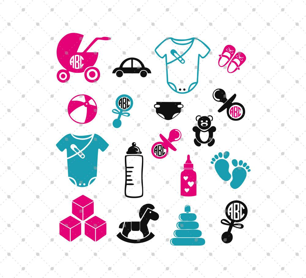 free baby svg cutting files #826, Download drawings