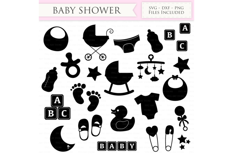 free baby svg cutting files #832, Download drawings