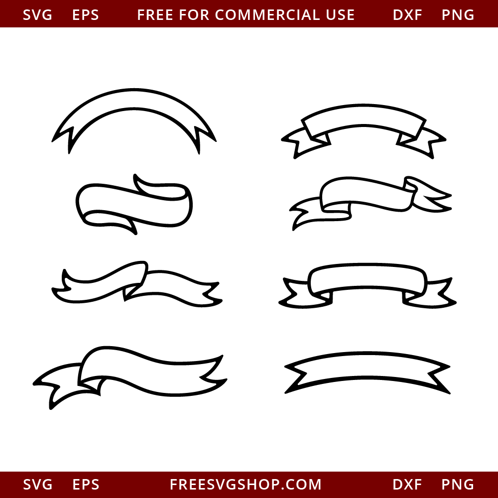 free banner svg #143, Download drawings