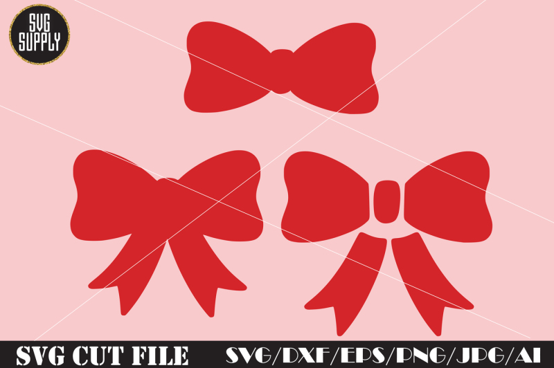 free bow svg #725, Download drawings