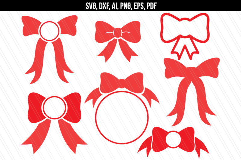 free bow svg #728, Download drawings