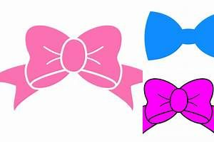 free bow svg #730, Download drawings