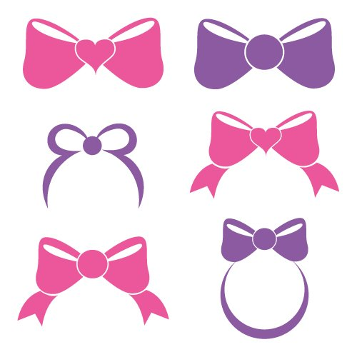 free bow svg #733, Download drawings