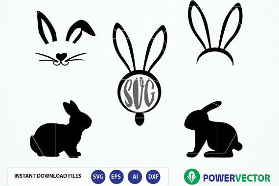 free bunny svg #634, Download drawings