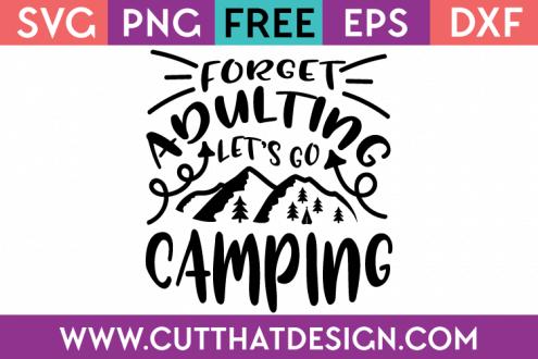 free camping svg #492, Download drawings