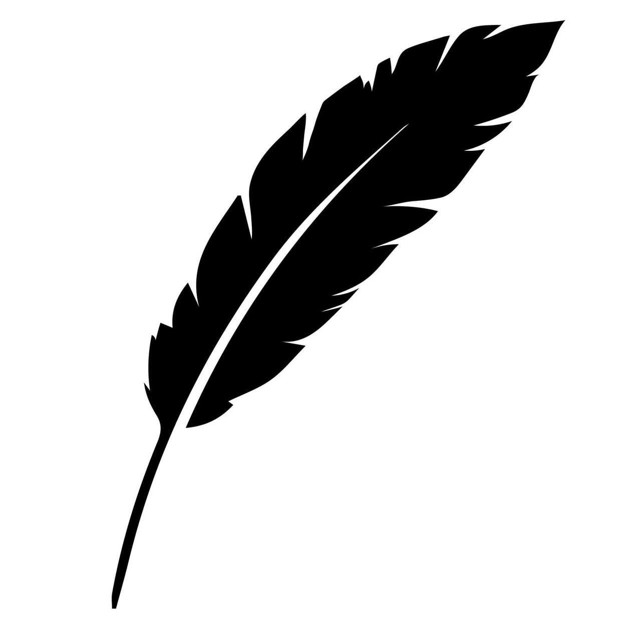 feather svg free #757, Download drawings