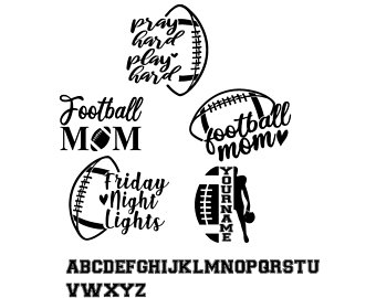 free football mom svg #1107, Download drawings