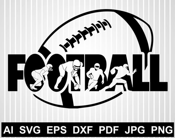 free football svg #984, Download drawings