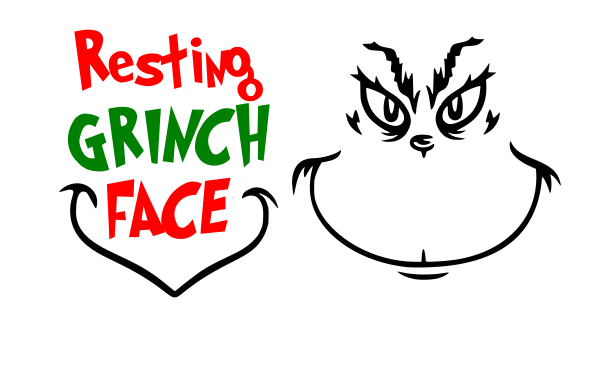 free grinch face svg #1141, Download drawings