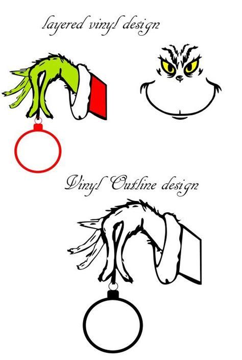 free grinch svg file #1256, Download drawings