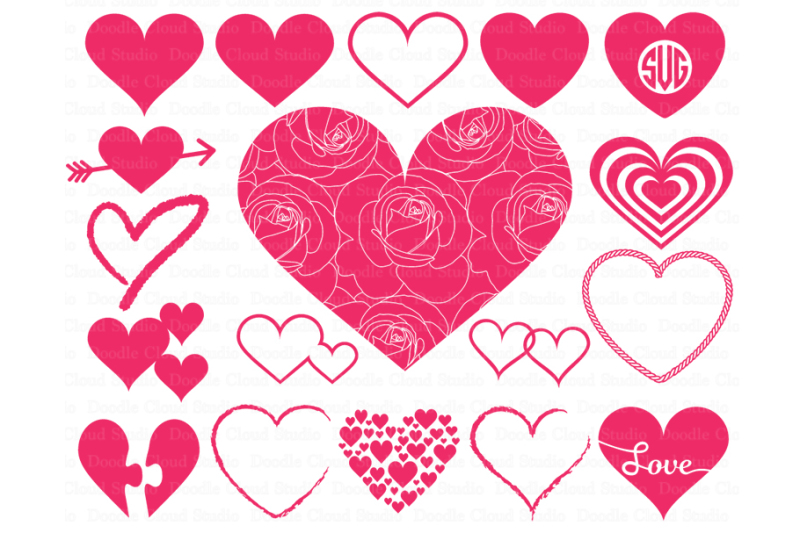 free heart svg #855, Download drawings