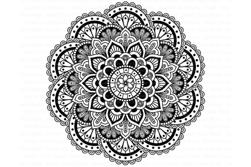 mandala svg free #770, Download drawings