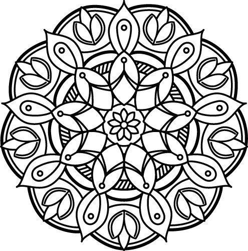 free mandala svg files #171, Download drawings
