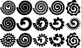 free rolled flower svg #773, Download drawings