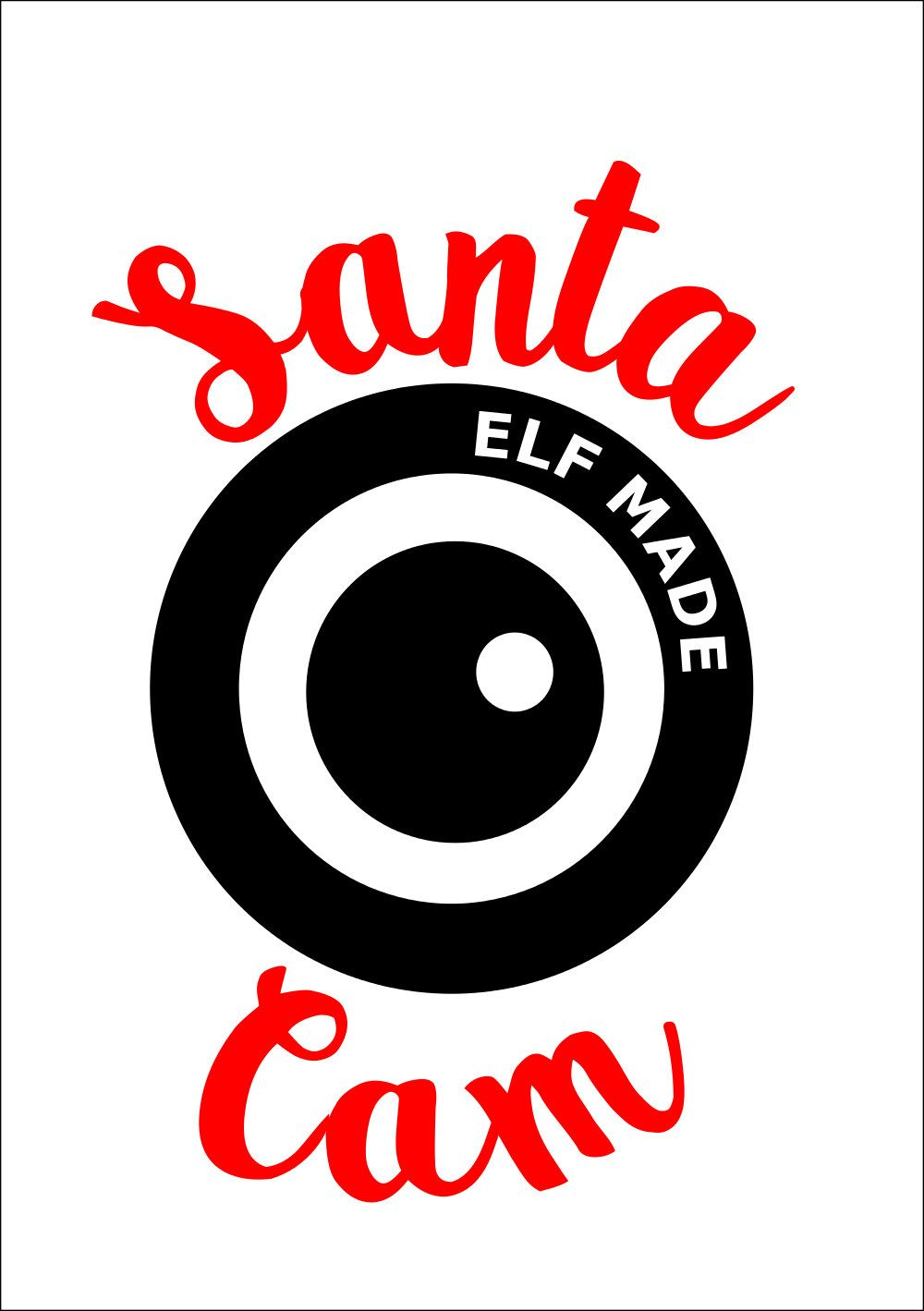 santa cam svg #773, Download drawings