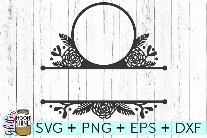 free split monogram svg #720, Download drawings