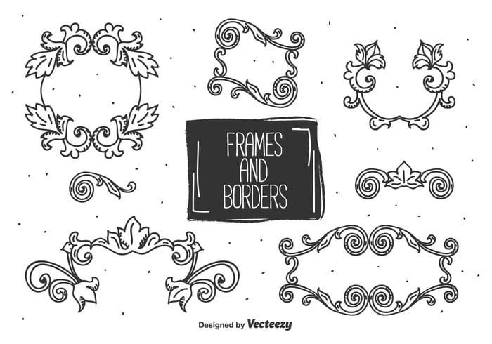 free svg borders #320, Download drawings