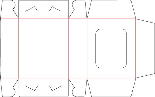 free svg box templates #819, Download drawings