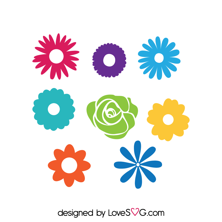 free svg flower #249, Download drawings