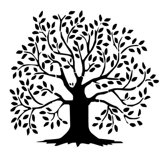 tree svg free #1016, Download drawings