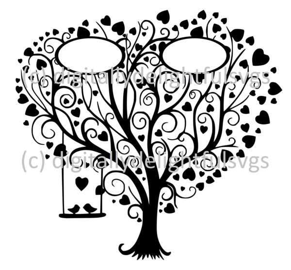 tree svg free #1019, Download drawings