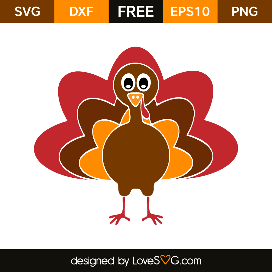 free turkey svg #1190, Download drawings