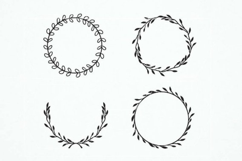 free wreath svg #221, Download drawings