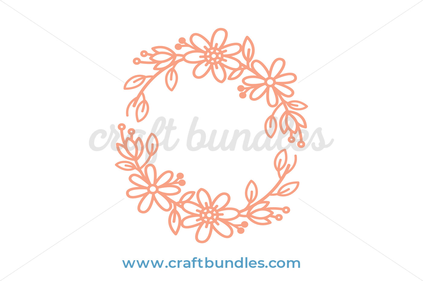 floral wreath svg #315, Download drawings