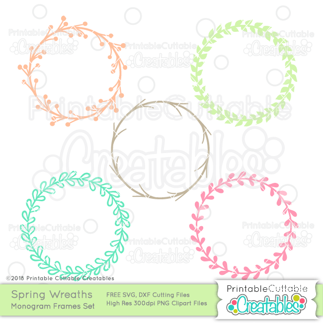free wreath svg #217, Download drawings
