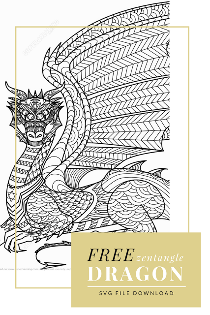 free zentangle svg files #120, Download drawings