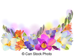 Freesia clipart #20, Download drawings