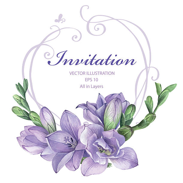 Freesia clipart #10, Download drawings