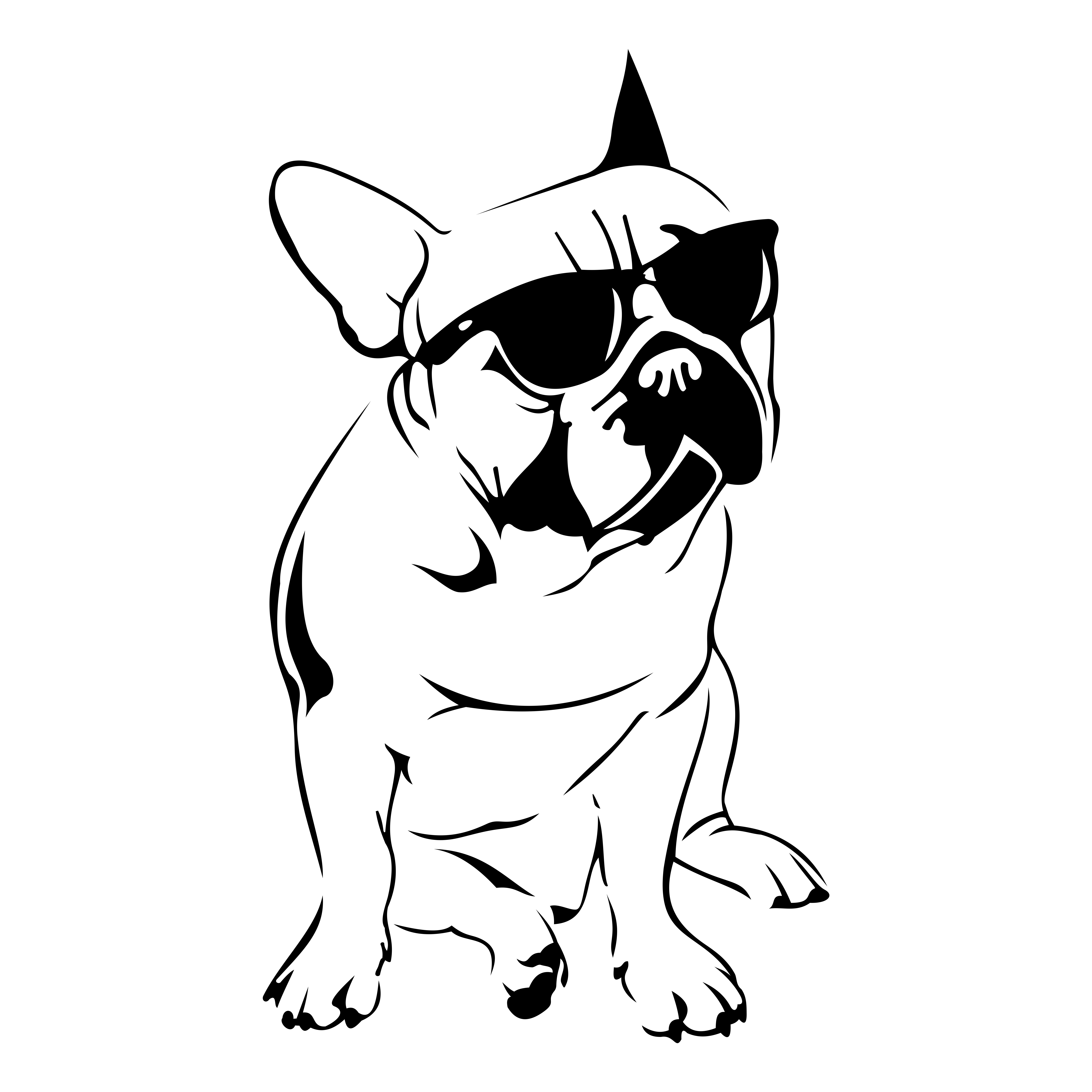 French Bulldog clipart #19, Download drawings