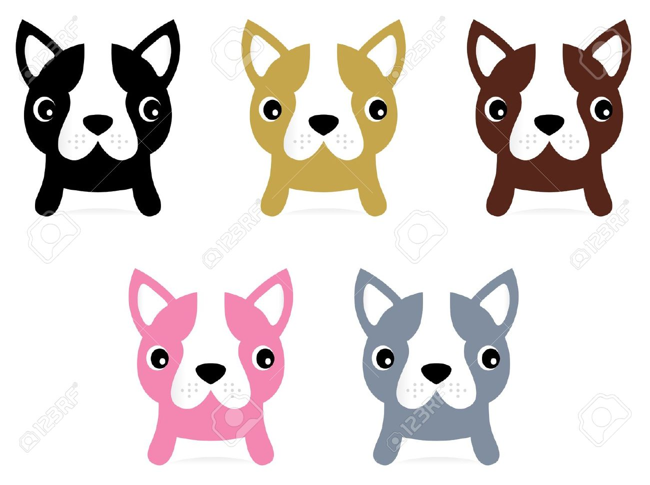 French Bulldog clipart #12, Download drawings