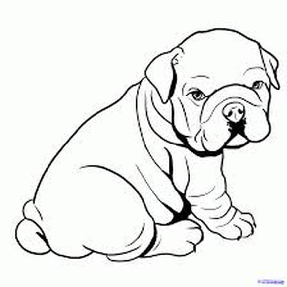 French Bulldog coloring #10, Download drawings