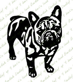 French Bulldog svg #13, Download drawings