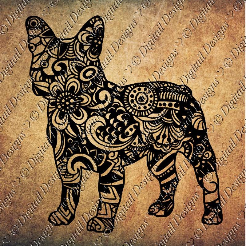 French Bulldog svg #11, Download drawings