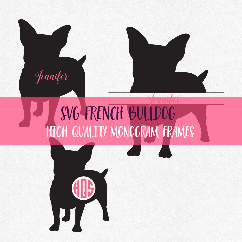 French Bulldog svg #3, Download drawings