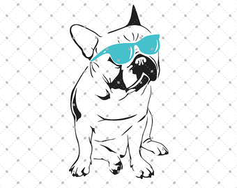 French Bulldog svg #7, Download drawings